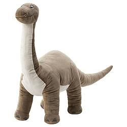 М'яка іграшка IKEA JATTELIK динозавр/бронтозавр 90 см (304.711.74)