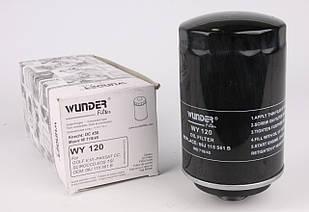 Фильтр масляный VW T5 2.0TSI 11- WUNDER