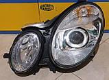 Фара Bi-Xenon  AFS передняя правая Mersedes w211 2002-2006, фото 6