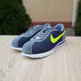 Nike Cortez кроссовки распродажа АКЦИЯ последние размеры 550 грн 37р , люкс копия, фото 3