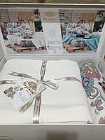 Комплект покрывала с постелю Nazenin