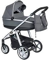 Дитяча коляска 2 в 1 Espiro NEXT SILVER 303 NIGHT SKY (2020)