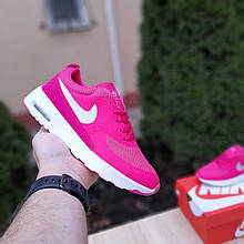 Кроссовки распродажа АКЦИЯ последние размеры Nike Thea розовые 550 грн 36 размер , люкс копия