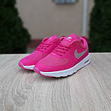 Кроссовки распродажа АКЦИЯ последние размеры Nike Thea розовые 550 грн 36 размер , люкс копия, фото 5