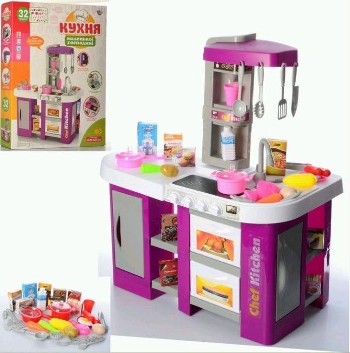 Кухня детская с циркуляцией воды Kitchen Chef арт. 922-47