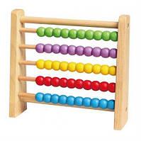 Развивающая игрушка Viga Toys Счеты (54224)