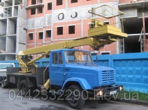 Услуги автовышки- аренда автовышки (044)233_22_90