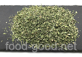 Петрушка зелень сушеная, 100г