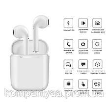Бездротові Bluetooth навушники i9s-TWS 5.0