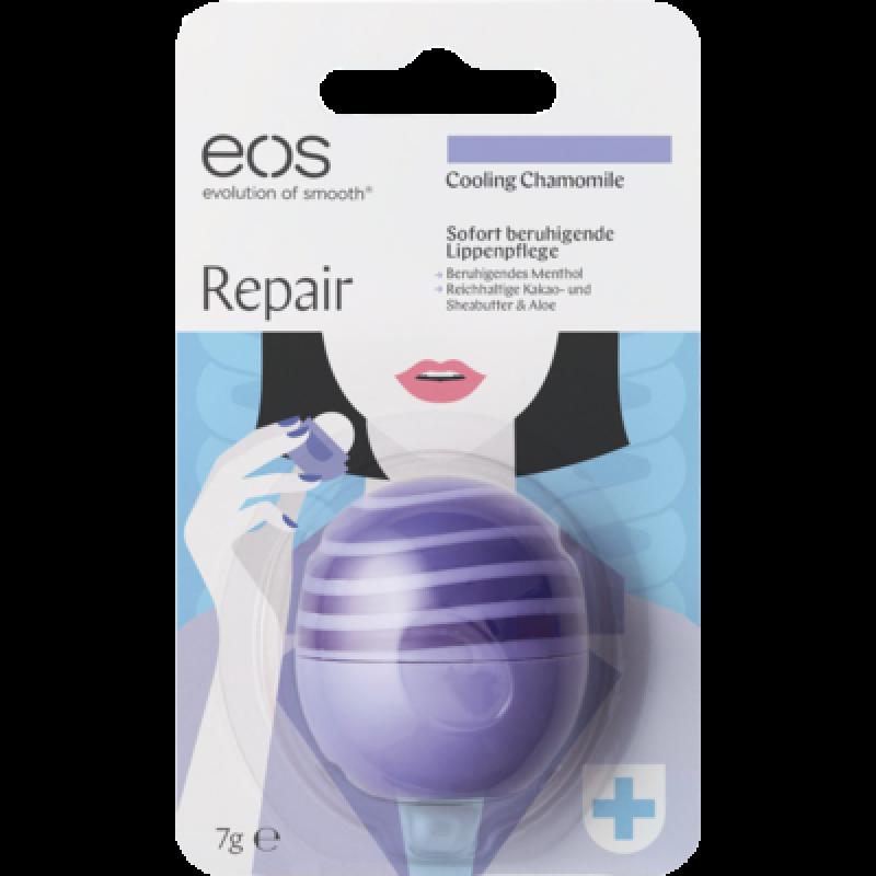 EOS Cooling Chamomile Repair Бальзам для губ 7г