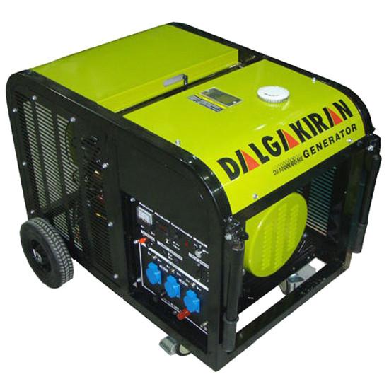 Однофазний бензиновий генератор DALGAKIRAN DJ 12000 BG-ME