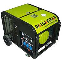 Однофазный бензиновый генератор DALGAKIRAN DJ 12000 BG-ME