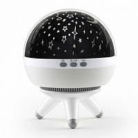 Проектор зоряного неба Космічний Куля Black