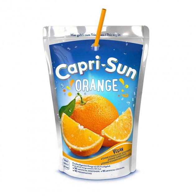 Сік CAPRI-SUN Orange Апельсин, 200мл