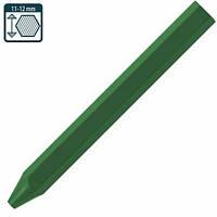 Промышленный маркер на восковой-меловой основе Pica Classic ECO, зеленый