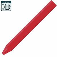 Промышленный маркер на восковой-меловой основе Pica Classic ECO, красный