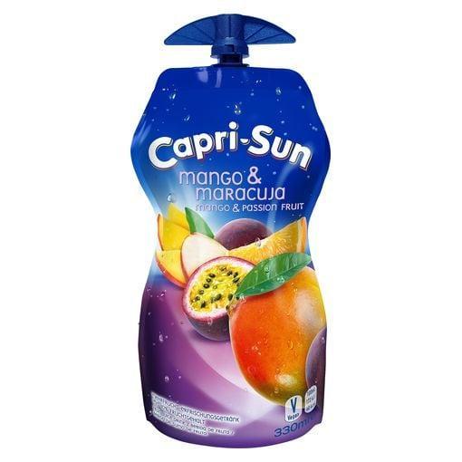 Сік CAPRI-SUN Mango-Maracuja мангомаракуя, 330мл