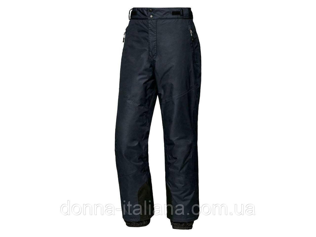 Мужские лыжные брюки Crivit - EU52 Синий (1315527)