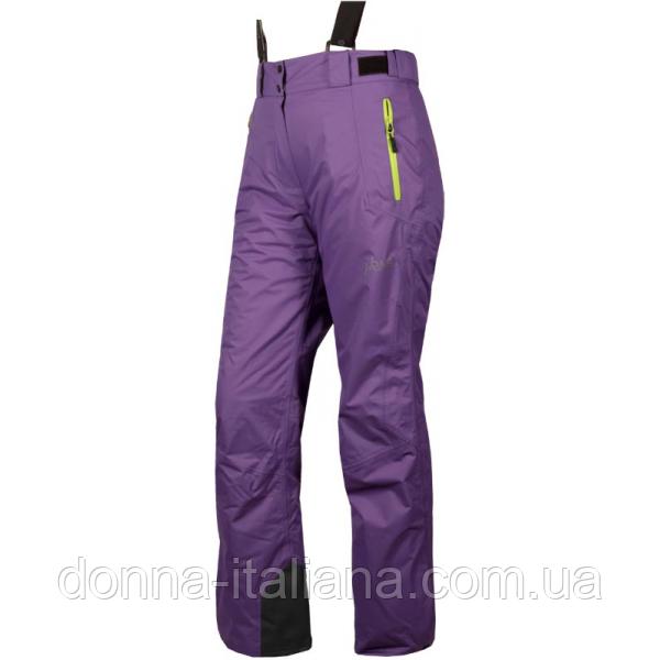 Штани гірськолижні жіночі Commandor Folie 46 III-IV Фіолетовий (COM-FOLIEBUZ46III-IV)