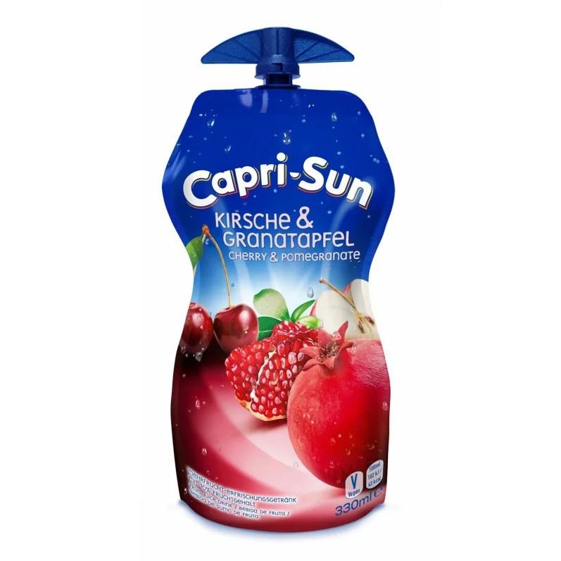 Сік CAPRI-SUN Cherry Pomegranate, 0,330мл