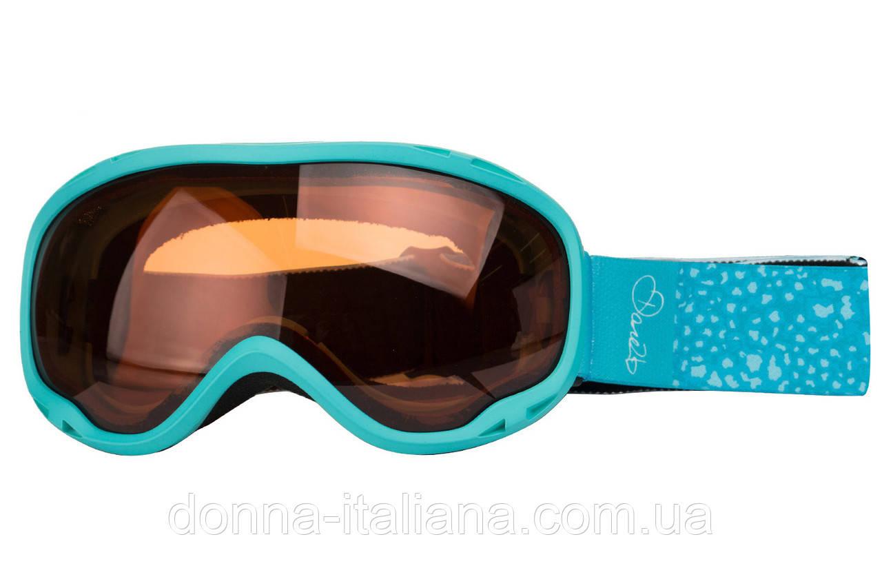 Маска гірськолижна Dare 2b Velose Ski Goggle Turquoise
