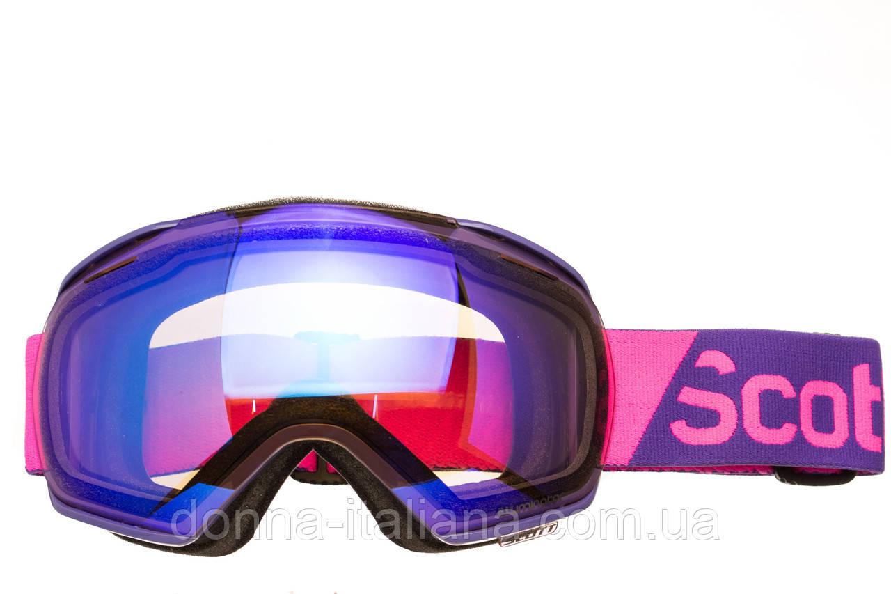 Маска гірськолижна SCOTT LINX Illuminator-50 Purple (236983.0025.237)