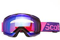 Маска гірськолижна SCOTT LINX Illuminator-50 Purple (236983.0025.237), фото 1
