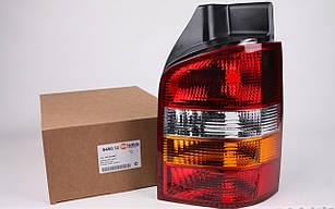 Ліхтар задній правий VW T5 (жовтий поворот, ляда) AUTOTECHTEILE
