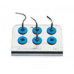 Мультидержатели на 6 стоматологических инструментов, диаметром от 3,5 до 5 мм, 205012