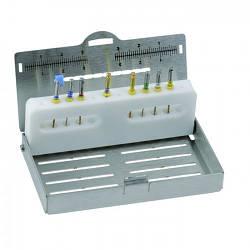 Эндодонтический бокс ENDO PRO на 12 стоматологических инструментов, 182360