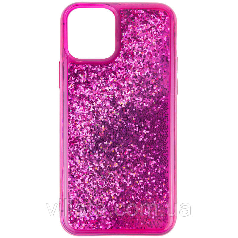 "TPU+PC чехол Sparkle (glitter) для Apple iPhone 12 Pro / 12 (6.1"")"