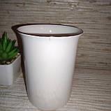 """Фарфоровая  чашка """"тюльпан"""" 330мл, фото 2"""