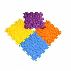 Масажний ортопедичний килимок для ніг 25200 / 60S Doctor Life для дітей від плоскостопості орто килимки