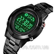 Skmei Смарт годинник Smart Skmei Ideal Sport Black