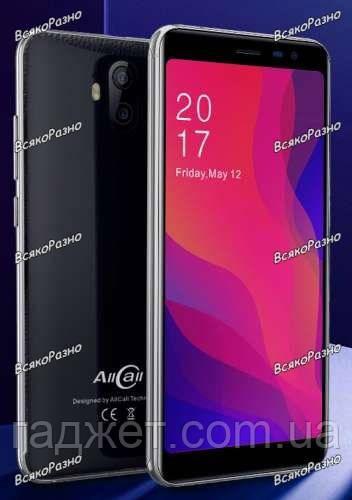 Смартфон Allcall RIO X 1/8gb Black