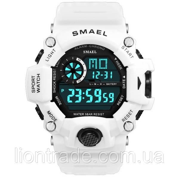 Smael Мужские часы Smael White