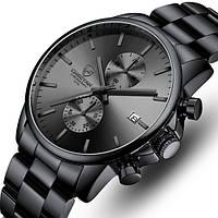Cheetah Мужские часы Cheetah Mars Black, фото 1