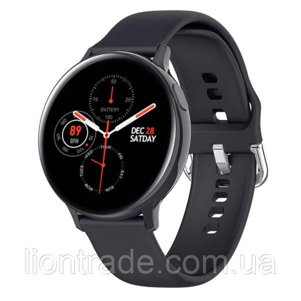 UWatch Смарт часы Smart S20 Black