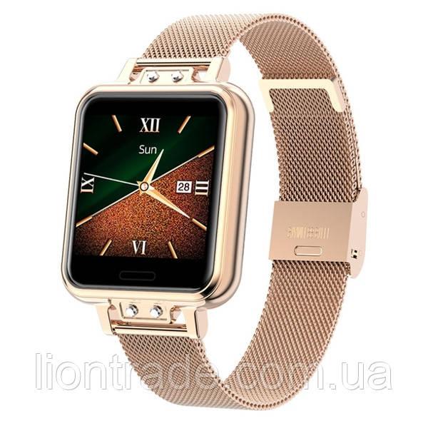 North Edge Смарт часы Smart North Edge Alice Gold