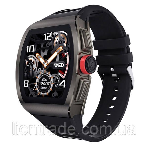 UWatch Смарт часы Smart World Neo Black