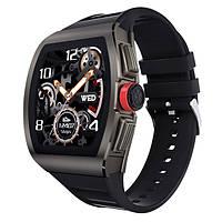 UWatch Смарт часы Smart World Neo Black, фото 1