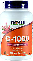 Now Foods C-1000 Bioflavonoids 100 капсул