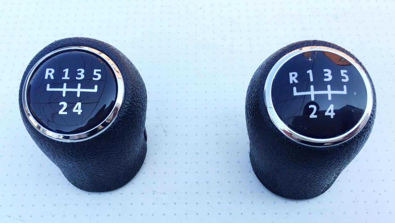 Ручка кпп переключения передач 5ст VW T5 Фольксваген Т5