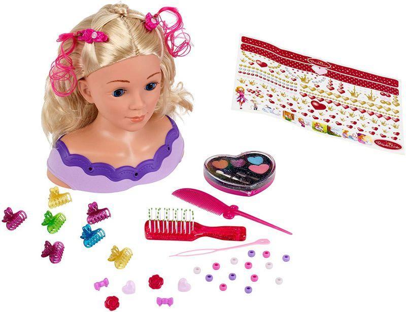 Манекен для створення зачісок Princess Coralie Klein 5399