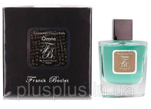 Парфюмированная вода Franck Boclet Ozone для мужчин и женщин  - edp 100 ml