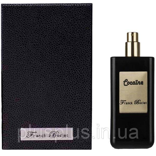 Парфюмированная вода Franck Boclet Cocaїne для мужчин и женщин  - edp 100 ml