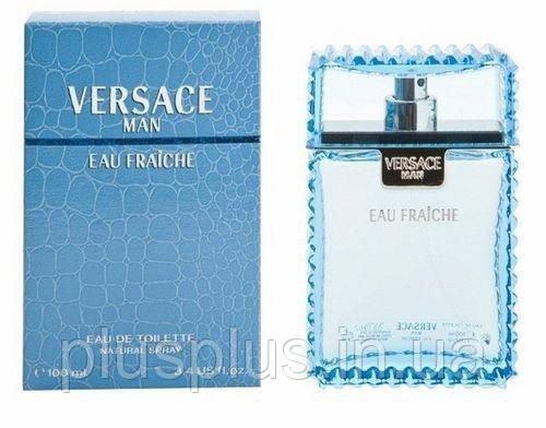 Туалетная вода Versace Man Eau Fraiche для мужчин  - edt 100 ml