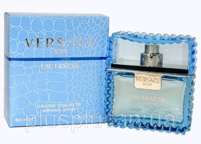 Туалетная вода Versace Man Eau Fraiche для мужчин  - edt 50 ml