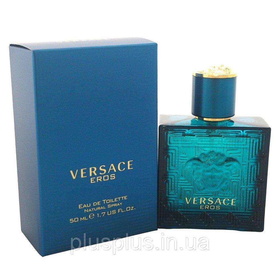 Туалетная вода Versace Eros для мужчин  - edt 50 ml