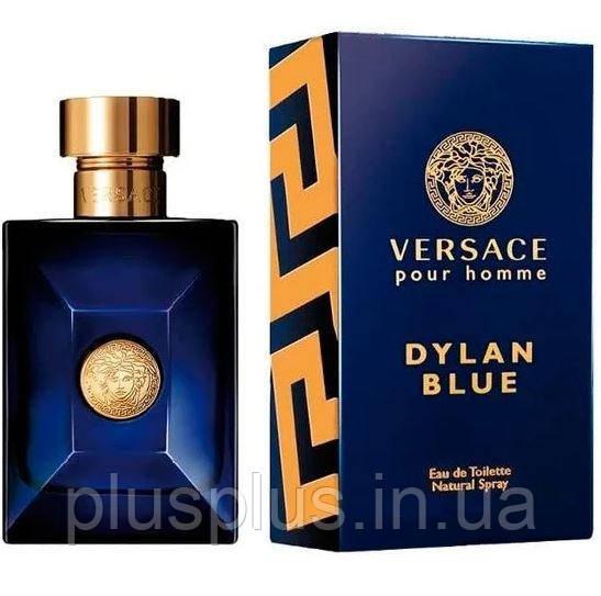 Туалетная вода Versace Pour Homme Dylan Blue для мужчин  - edt 30 ml